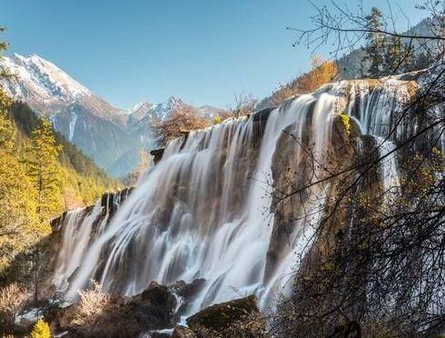 九寨归来不看水,入秋后的九寨沟到底有多美?