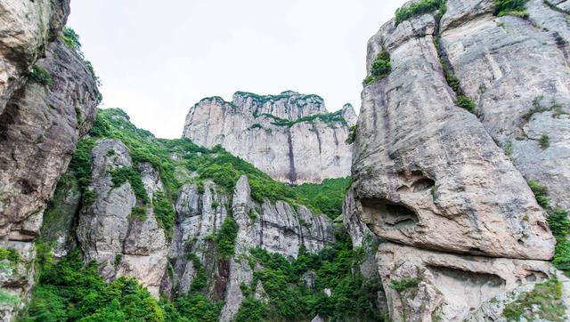 江浙沪最值得去爬的山, 形成于1.2亿年前, 这里的风景有三绝!